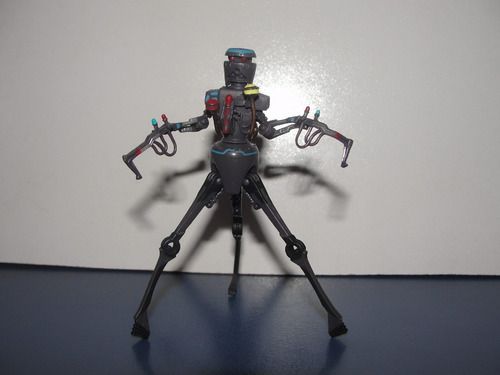 star wars dd-13 medical droid raridade