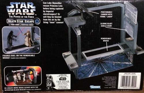 star wars death star escape!!