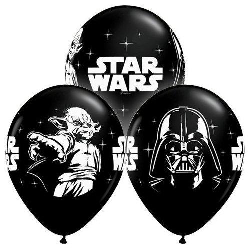 Star Wars Deluxe Feliz Cumpleanos Hincha La Decoracion Sumin