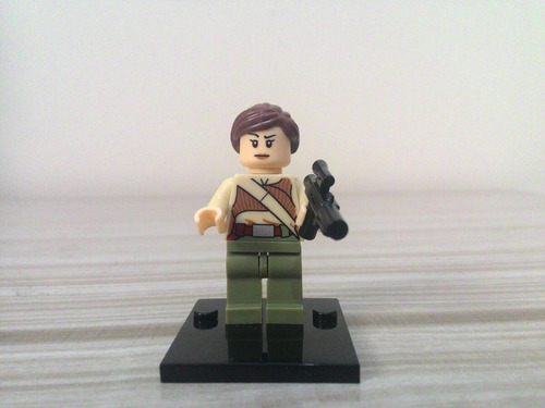 star wars despertar da força soldado resistencia - lego