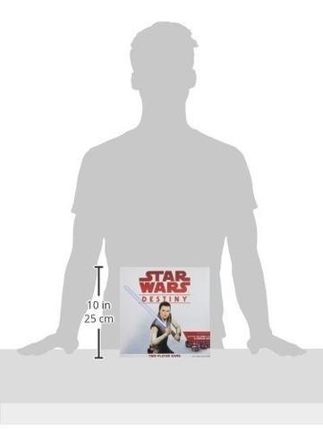 star wars destiny: juego de dos jugadores