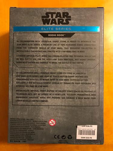 star wars disney elite series bodhi rook die cast ajff
