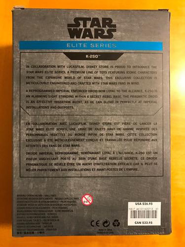 star wars disney elite series k-2so die cast ajff