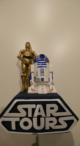 star wars droid exclusiva alcancia c3po  r2-d2