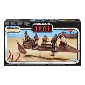 Star Wars E6060 Star Wars La Colección Vintage - Jabba's Tat