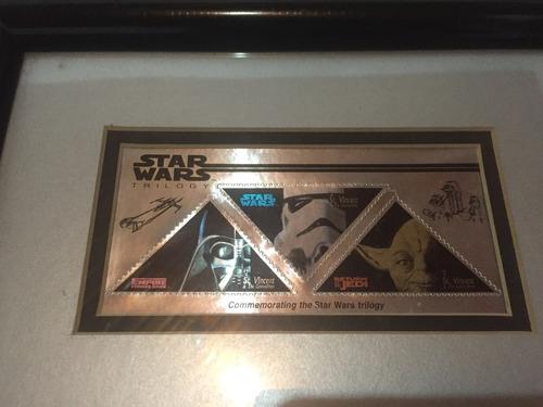 star wars edição limitada selos abertura da trilogia
