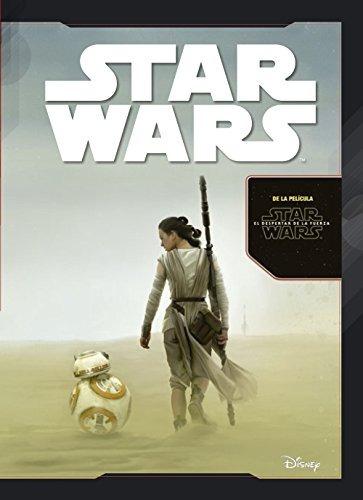 star wars. el despertar de la fuerza. libro ilu envío gratis