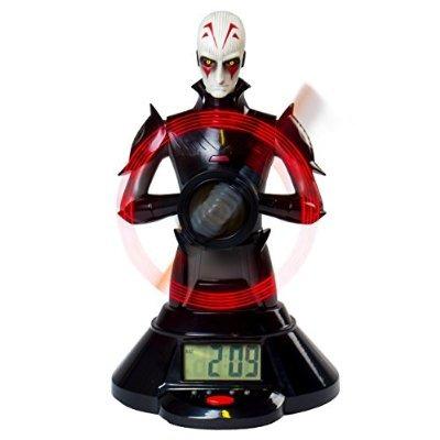 star wars, el inquisidor lightsaber reloj