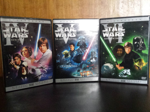 star wars ep. i, ii, iii, iv & v