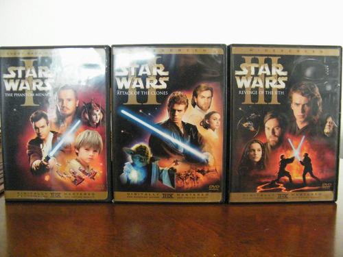 star wars ep. i, ii, iii, iv, v & vi