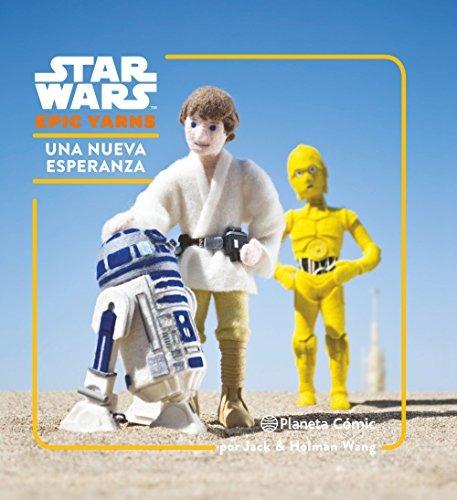 star wars epic yarn. una nueva esperanza; varios autores