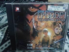 Star Wars Episode I Phantom Menace Playstation One