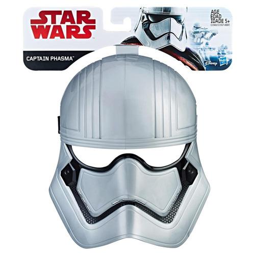 star wars episodio 8 máscara captain phasma