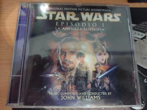star wars episodio i banda sonora cd internacional