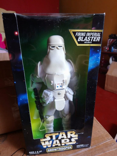 star wars escala 1/6 clone snowtrooper trooper