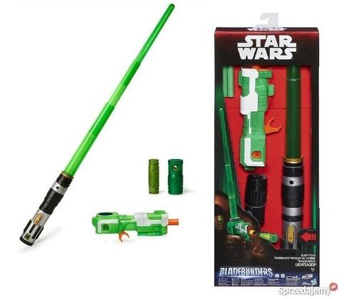 star wars espada lightsaber sable original hasbro b8264as00
