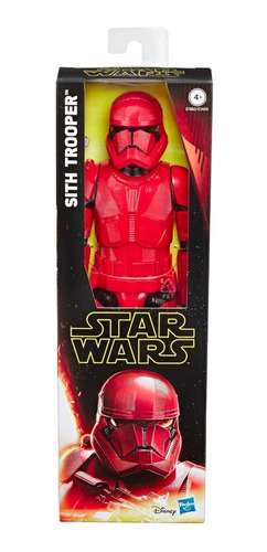 star wars figura   sith trooper original hasbro 30 cm