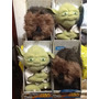 Peluche Star Wars Yoda;chewacca Nuevos Con Sonido Origuinal