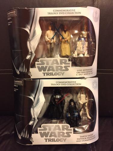star wars figuras conmemorativas originales hasbro new