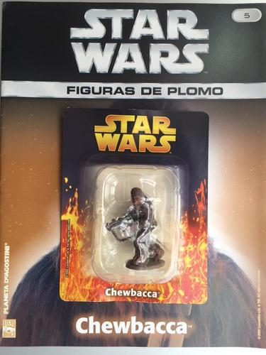 star wars figuras de plomo 2005