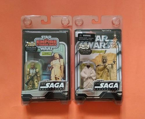 star wars figuras vintage collection bossk tusken raider 60