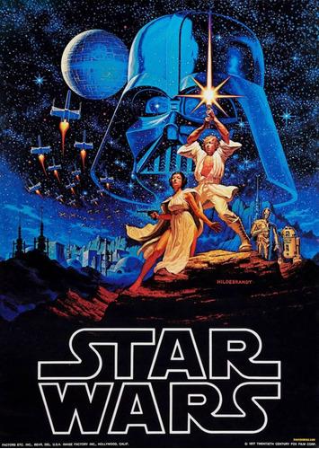 star wars filme poster
