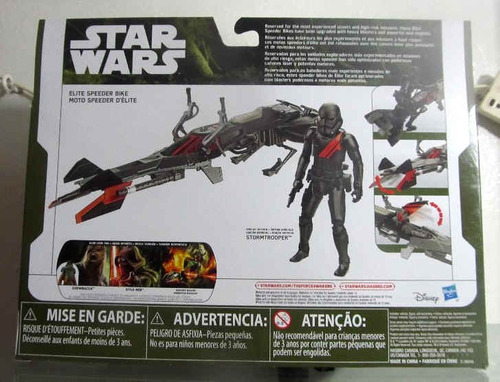 star wars first order moto speeder pelicula force awakens