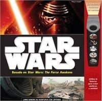 star wars force awakens libro de sombras fab; s envío gratis