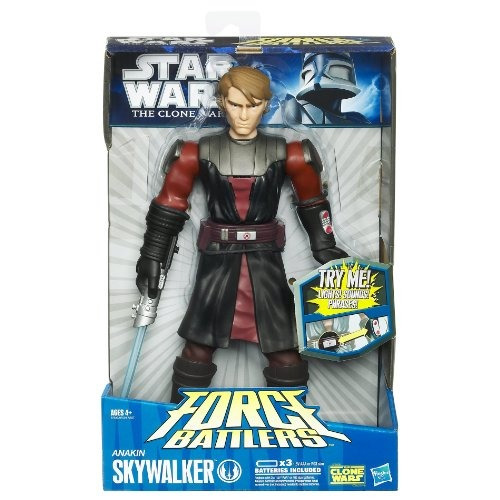 star wars force battlers - anakin skywalker