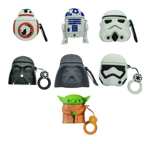 star wars funda airpods