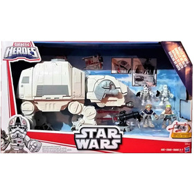 Star Wars Galactic Heroes At-at Battle Of Hoth Gamechieff