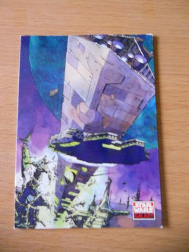 star wars galaxy trading card 2