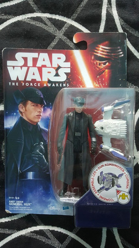 star wars general hux personajes the force awakens