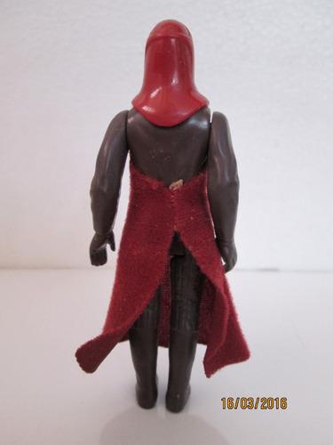 star wars guardia imperial fabulosa figura vintage lili ledy