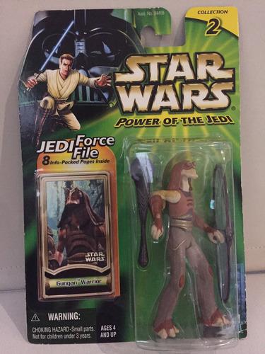 star wars gungan warrior power of the jedi