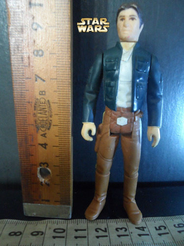 star wars han solo (bespin outfit) - vintage