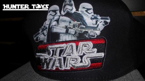 star wars, hermosa gorra, snapback, de niño, nueva!!