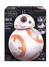 bfb42bce1b6163 Star Wars Hero Droid Bb-8 - Interativo - Psfmonteiro Bb8