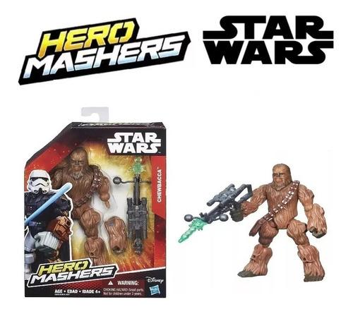star wars - hero mashers - chewbacca