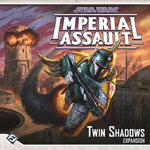 star wars imperial assault: twin shadows expansion board