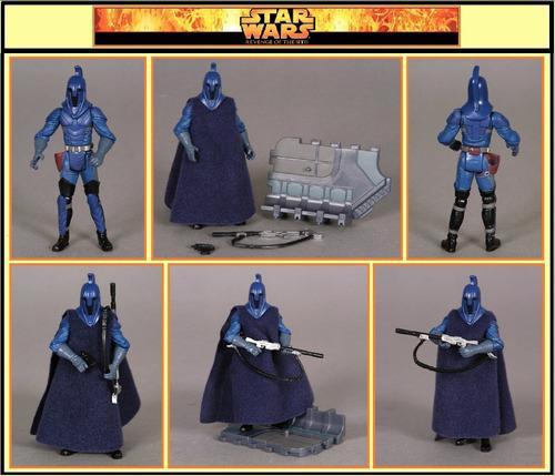 star wars imperial royal guard rots swargento!