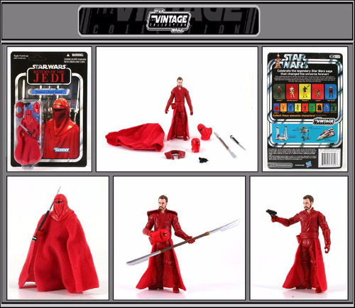 star wars imperial royal guard tvc swargento!