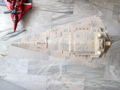 star wars imperial star destroyer collector fleet kenner