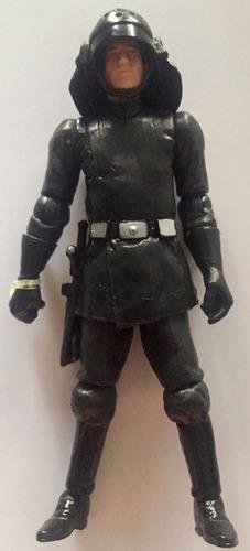star wars imperial trooper o death star trooper. 6v.