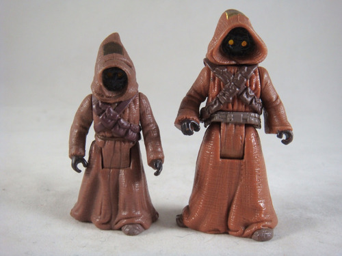 star wars - jawas - kenner