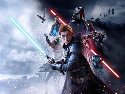 star wars jedi fallen order juego ps4 nuevo fisico original