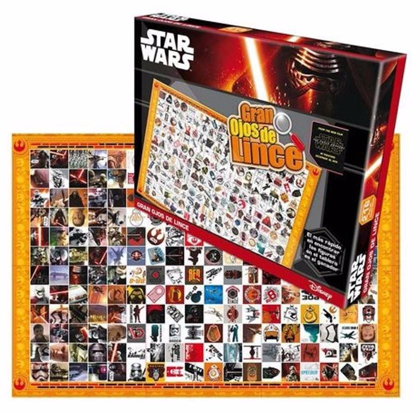 Gran Ojos De Lince Star Wars Juego De Mesa Regalo 18 250 En