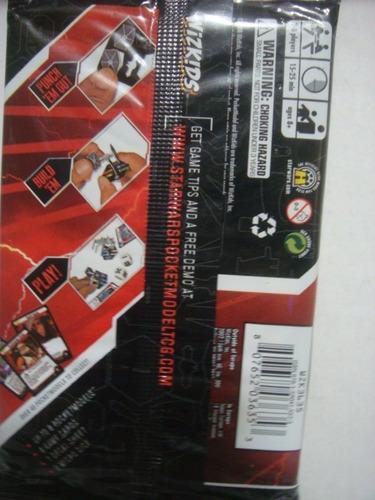 star wars juego de cartas modelo pocket para armar c