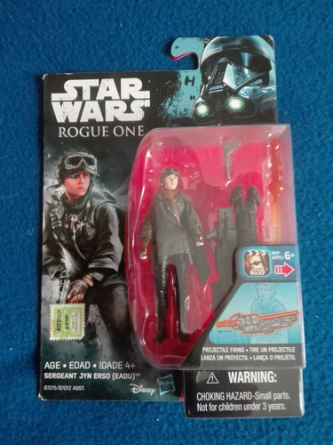 star wars - jyn erso - rogue one