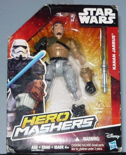 star wars kanan jarrus hero mashers